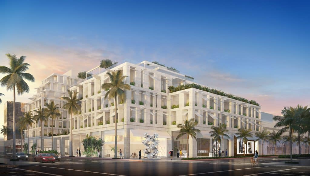 le cheval blanc beverly hills