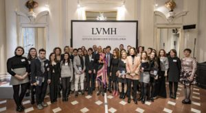 Lvmh luxury sales training