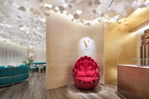 Cafe V Louis Vuitton